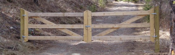 Country Gate – Blairmore