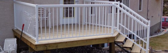 Deck – Coleman