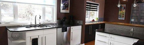 Kitchen cabinets in Calgary