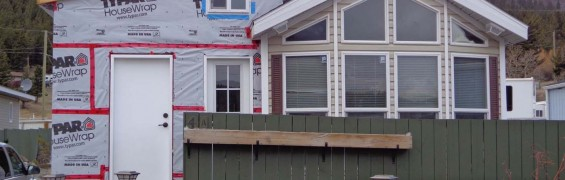Mobile Home Addition – Coleman