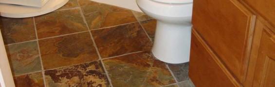 Slate Tile Floor – Blairmore